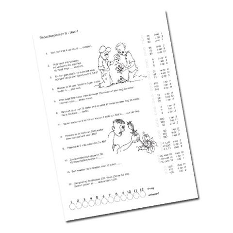 redactiesommen | kinheim | leermiddelen | dijkstra